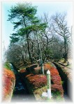 Nishibori historic park